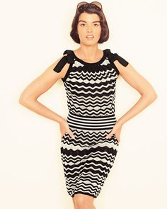 M. Missoni - Zigzag Dress via @neimanmarcus How great is this dress? Perfect for summer.