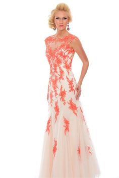 Lovely colour prom dress by Goya of London. | Prom dresses ...