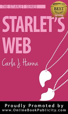 """Starlet's Web - Book One of The Starlet Series  """"Love. Lies. Acting. Not just another young adult romance for new adult college readers."""" Learn more about this novel here: http://www.onlinebookpublicity.com/young-adult-romance-publicity.html#ch #IndieAuthors #marketing #NewAdult #Romance Request FREE book marketing information: http://www.onlinebookpublicity.com/bookpromotion.html"""