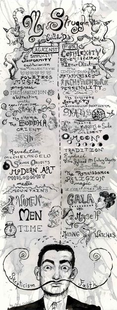 The Surrealist Manifesto (Salvador Dali) | 11 Manifestos That Could Change Your Art & Life