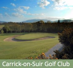 Located in Carrick on Suir - originally built in Golf Clubs, Golf Courses, Country Roads, Building, Places, Buildings, Construction, Lugares