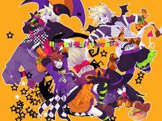 X3 So cute in little Halloween costumes!
