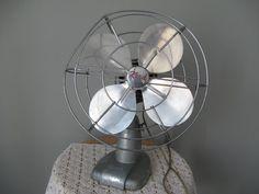 vintage fan etsy $17