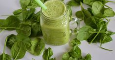 St. Patricks Day Green Smoothie!