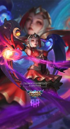 Wallpaper Phone Lunox Bloody Mary by FachriFHR on DeviantArt Wallpaper Hp, Mobile Legend Wallpaper, Mobiles, Moba Legends, Legend Games, The Legend Of Heroes, Wall Paper Phone, Poker Online, Anime Life
