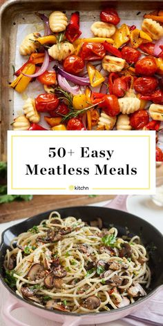 Vegetarian Dinner Recipes To Try ASAP. If you need recipes and ideas for hea… Vegetarian Dinner Recipes To Try ASAP. If you need recipes and ideas for healthy vegetarian or veggie or vegetable packed dinners and meals, you've… Continue Reading → Healthy Food Recipes, Tasty Vegetarian Recipes, Vegetarian Recipes Dinner, Vegan Dinners, Healthy Dinner Recipes, Protein Dinners, Easy Recipes, Vegetarian Italian, Lunches And Dinners