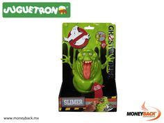 MONEYBACK MEXICO. Pull the tongue to the most famous and disgusting ghost of the Ghostbusters movie and hear him scream louder and louder! Shop all kinds of toys in JUGUETRON stores and come to our module to know our tax refund service for foreign tourists! #moneyback www.moneyback.mx