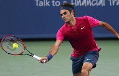Roger Federer powers his way into Cincinnati Masters last 8