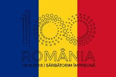 The flag of Romania Centenary of the Great Union Romanian Flag, 1 Decembrie, Sweden Travel, Mall Of America, Royal Caribbean Cruise, Political Events, Nightlife Travel, Culture Travel, Night Life