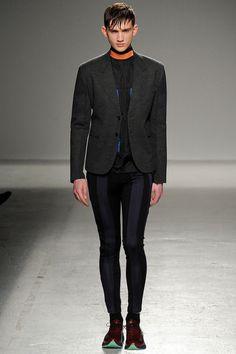 John Galliano | Fall 2014 Menswear Collection | Style.com