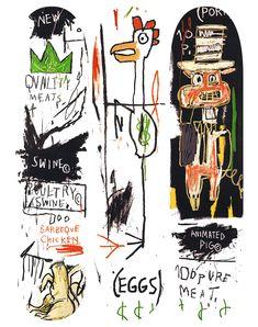 The Skateroom x Jean-Michel Basquiat – Skatedeck Collection
