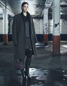 AllSaints AW14 | Womenswear Look 18