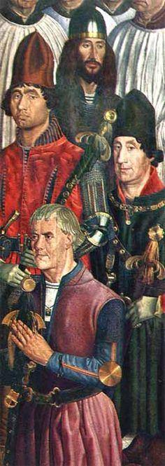 PAINEL DOS CAVALEIROS ... Os quatro cavaleiros