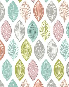 wendy kendall designs – freelance surface pattern designer » wendy kendall leafpod