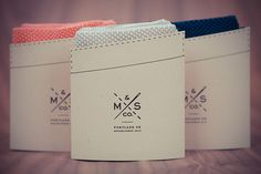 MS & Co. Silk Knit Pocket Squares