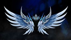 Blur Background Photography, Studio Background Images, Light Background Images, Anime Weapons, Fantasy Weapons, Angel Wings Drawing, Magic Wings, Character Art, Character Design