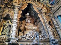 Órgão histórico da Igreja da Misericórdia de Mangualde, Viseu, Portugal