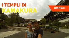 Terzo giorno in #Giappone. Visitiamo #Kamakura, a 50 km da #Tokyo, la cittadina è famosa per i suoi #templi e per la grande statua del #Buddha, quest'ultima non siamo riusciti a vederla a causa del poco tempo a disposizione...risentendo ancora del fuso orario ci siamo alzati tardi ;-)  #Japan