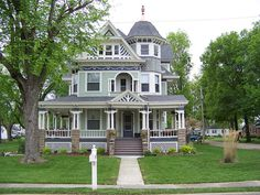 174 best George F Barber - Architect images on Pinterest | Victorian ...