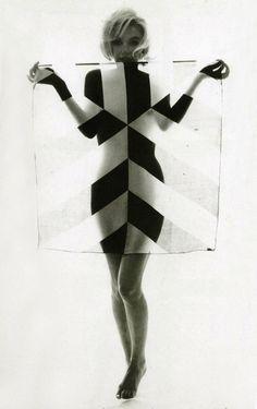 Nubby Twiglet   Marilyn Monroe by Bert Stern