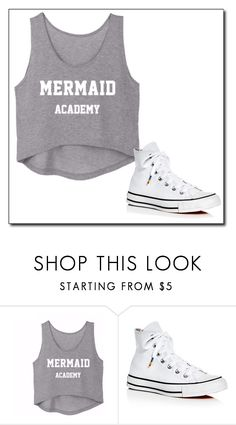 """""""set 3"""" by ruza66-c ❤ liked on Polyvore featuring Converse"""