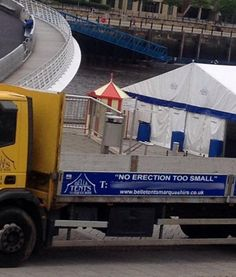 """No erection to small"""