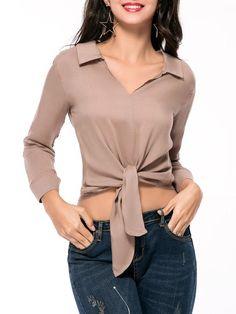 818799f17c982 Long Wide Lantern Sleeve Blue Blouse Women Button Down Blouses Shirts  Female 2018 Autumn Winter Fashion Tops Turtleneck in 2018