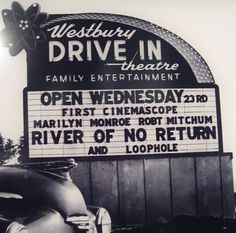 Drive In Movies....