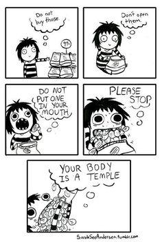 The Struggle Of An Ordinary Girl