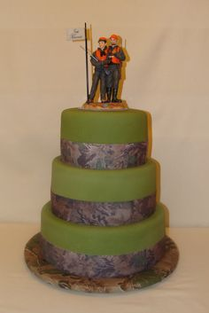 Camo Wedding Cakes - Bing Images