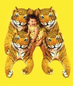 Love this Kenzo Baby Spring Summer 2014 Look Book Photo! Featuring the Kenzo Tiger! Amazing Mini Me Children's Clothing inspired by the Kenzo Women & Mens Collection. Summer Kids, Summer 2014, Spring Summer, Spring 2014, Excited Baby, Baby Dior, Kenzo Kids, Kids Girls, Baby Girls