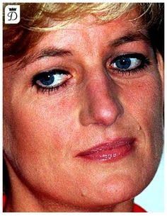 Princess Diana of Wales ((Diana looks tired and old beyond her years, how sad.))