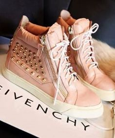 Givenchy pink sneakers