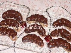 Czech Recipes, Easy Meals, Easy Recipes, Good Mood, Christmas Cookies, Food And Drink, Sweets, Baking, Dessert Ideas