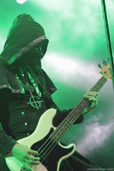 Bass Ghoul / Ghost. Live @ Big Day Out, Gold Coast.