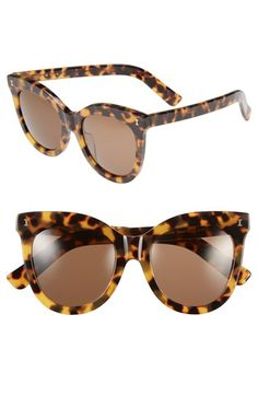 Illesteva 'Holly' 51mm Sunglasses available at #Nordstrom