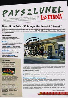 #immobilier EXPERTS DU NEUF a remarqué le projet de PEM pour #Lunel Depuis 2012 déjà 1 million de montées/descentes en gare
