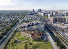 Multi-Purpose Sports Facility in Ørestad City / NORD Architects