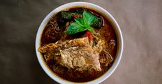 Asian Spicy Curry: Curries from a Malaysian home cook in an evening pop-up in Chinatown.