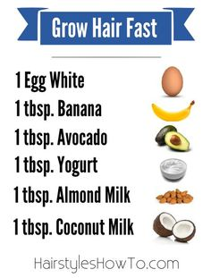 Grow hair longer, faster in just a few weeks with this powerful hair growth remedy. Grow hair longer, faster in just a few weeks with this powerful hair growth remedy. Growing Long Hair Faster, Longer Hair Faster, Grow Long Hair, Grow Hair, Hair Growing, Grow Natural Hair Faster, How To Grow Your Hair Faster, Pelo Natural, Natural Hair Tips