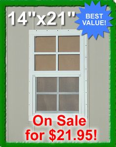 Small Shed Window Deer Stand Blind Chicken Coop Windows Playhouse Windows, Shed Windows, Blinds For Windows, Backyard Sheds, Chickens Backyard, Deer Stand Windows, Tower Deer Stands, Deer Stand Plans, Deer Hunting Tips