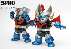5PRO Studio - Mazinger Z & Great Mazinger SD