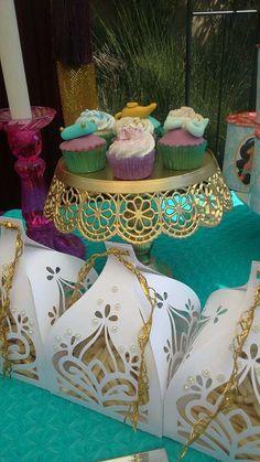 Princess Jasmin Birthday Party Ideas | Photo 2 of 36 | Catch My Party