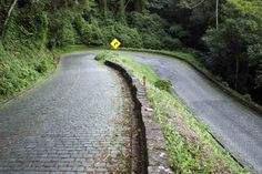 Estrada da Graciosa. - Paraná