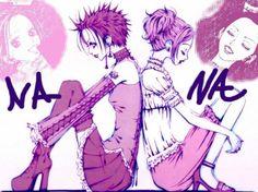 Nana Osaki et Nana Komatsu (Hachiko ou Hachi) All Anime, Me Me Me Anime, Manga Anime, Anime Josei, Manga Nana, Nana Osaki, Hachiko, Anime Tattoos, Aesthetic Anime