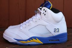 "Air Jordan 5 Retro ""Laney"" (Release Reminder)"