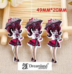 Find More Resin Crafts Information about 50pcs/lot 49MM X 20MM  New cartoon resin flatbacks fashion sexy girl flat back planar resin for DIY holiday decoration DL 120,High Quality Resin Crafts from Dreamland Fashion Jewelry on Aliexpress.com