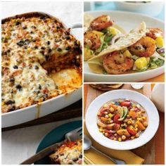 Healthy Recipes - Easy Healthy Recipes for Dinner - Woman's Day