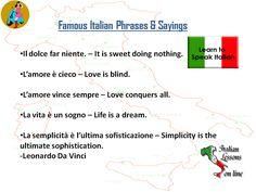 Learn Italian Online, How To Speak Italian, Italian Courses, Communication Problems, Learning Italian, Italian Language Courses, Learn Italian Language