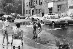 Old New York - k-a-t-i-e-:   Summertime, South Bronx, 1987  Edwin...